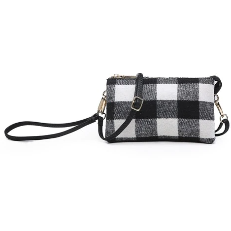 Riley Wallet Clutch/Crossbody Bag- Available in Multiple Colors