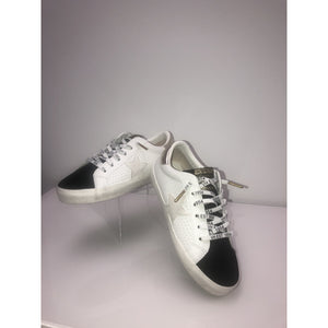 Gadol X Sneaker in Black and White