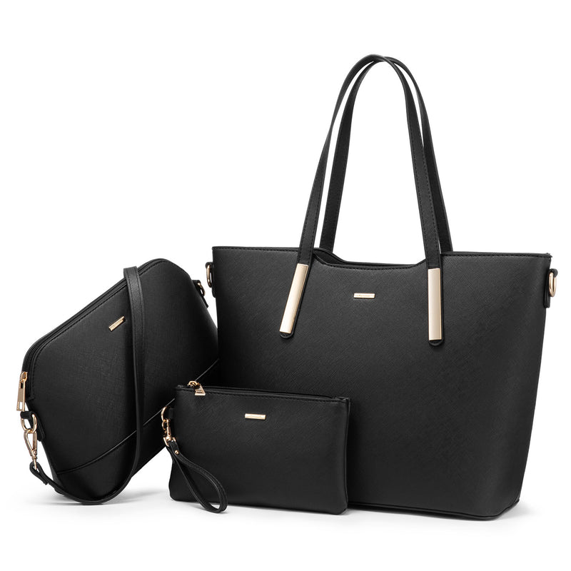LOVEVOOK Handbags for Women 3pcs