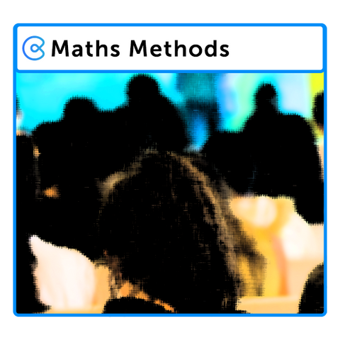 VCE Maths Methods Unit 3 and 4 Headstart (July 11, 9:30am-1:30pm)