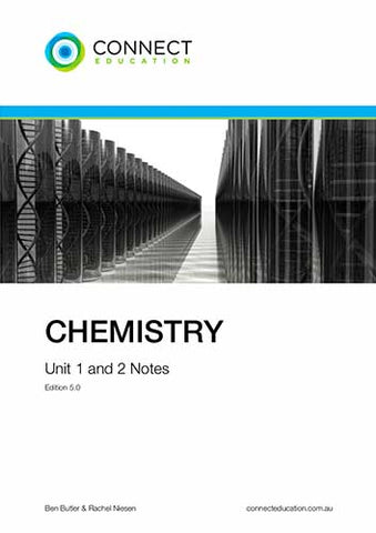VCE Unit 1 and 2 Chemistry Notes