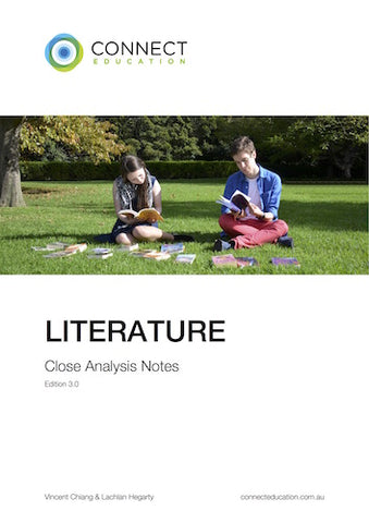 VCE Unit 3 and 4 Literature Notes