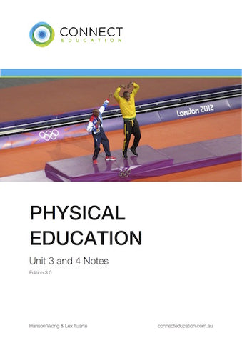 VCE Unit 3 and 4 Physical Education Notes