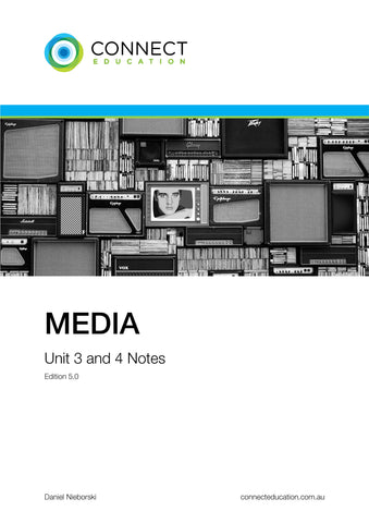 VCE Unit 3 and 4 Media Notes