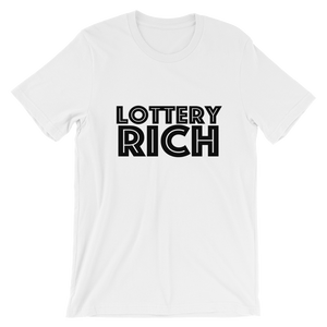 Lottery RichShort-Sleeve Unisex T-Shirt
