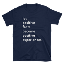 Positive Experiences Short-Sleeve Unisex T-Shirt
