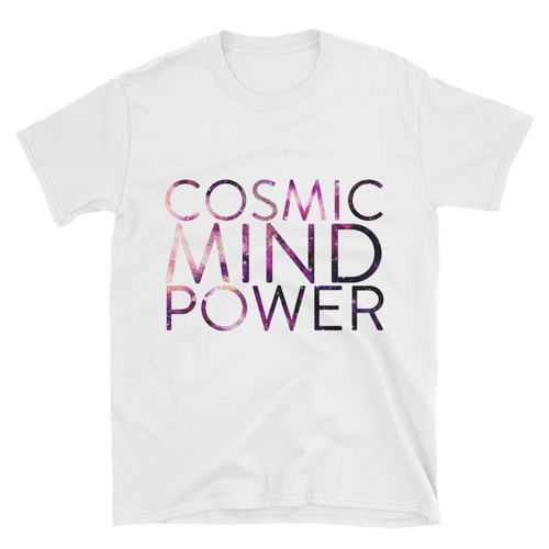 Cosmic Mind Power Short-Sleeve Unisex T-Shirt