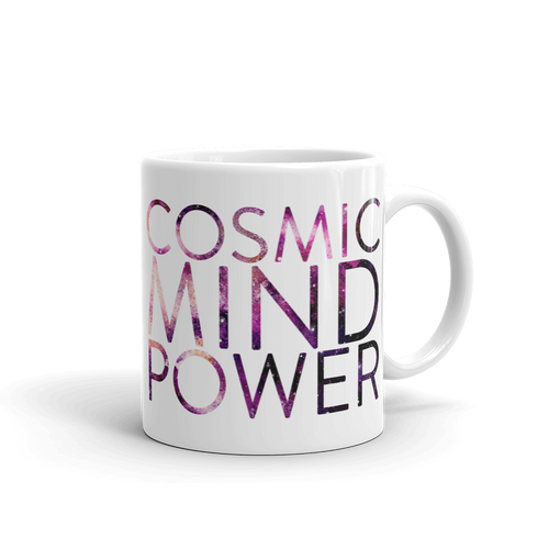 Cosmic Mind Power Mug