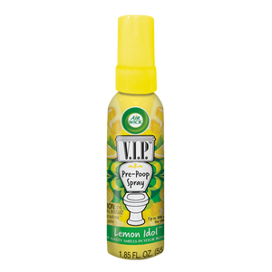 V.I.P Toilet Perfume Spray, Lemon Idol, 1.85oz