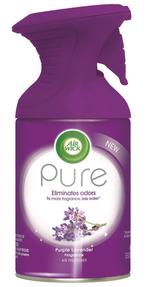 Air Wick Pure Premium Aerosols - Purple Lavender, 5.5 oz, 1 ct