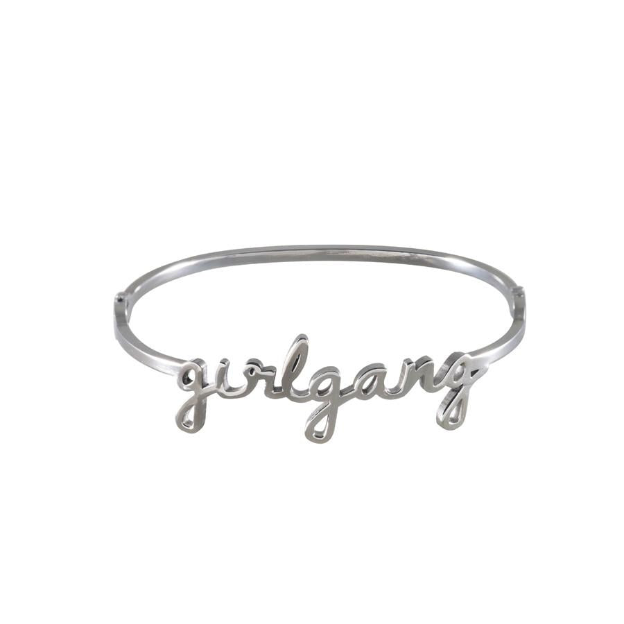 Wanderlust + Co - Girlgang Bangle