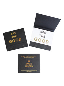 Your Joyologist - See The Good Love Notes