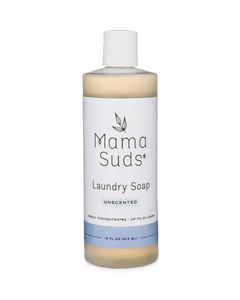 MamaSuds - Laundry Soap Sample Size - 16 oz