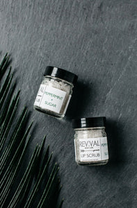 Revival Body Care - Peppermint + Sugar Lip Scrub