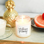 Sweet Water Candle Co. - Caribbean Getaway Soy Candle 9oz