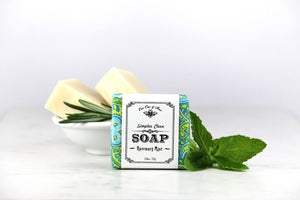 CeeCee & Bee - Rosemary Mint Soap 3oz