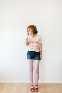 Ramble and Company - Support Your Local Farmer Graphic Tee