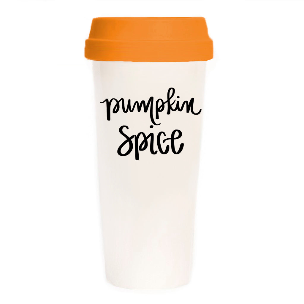 Sweet Water Decor - Pumpkin Spice Travel Mug