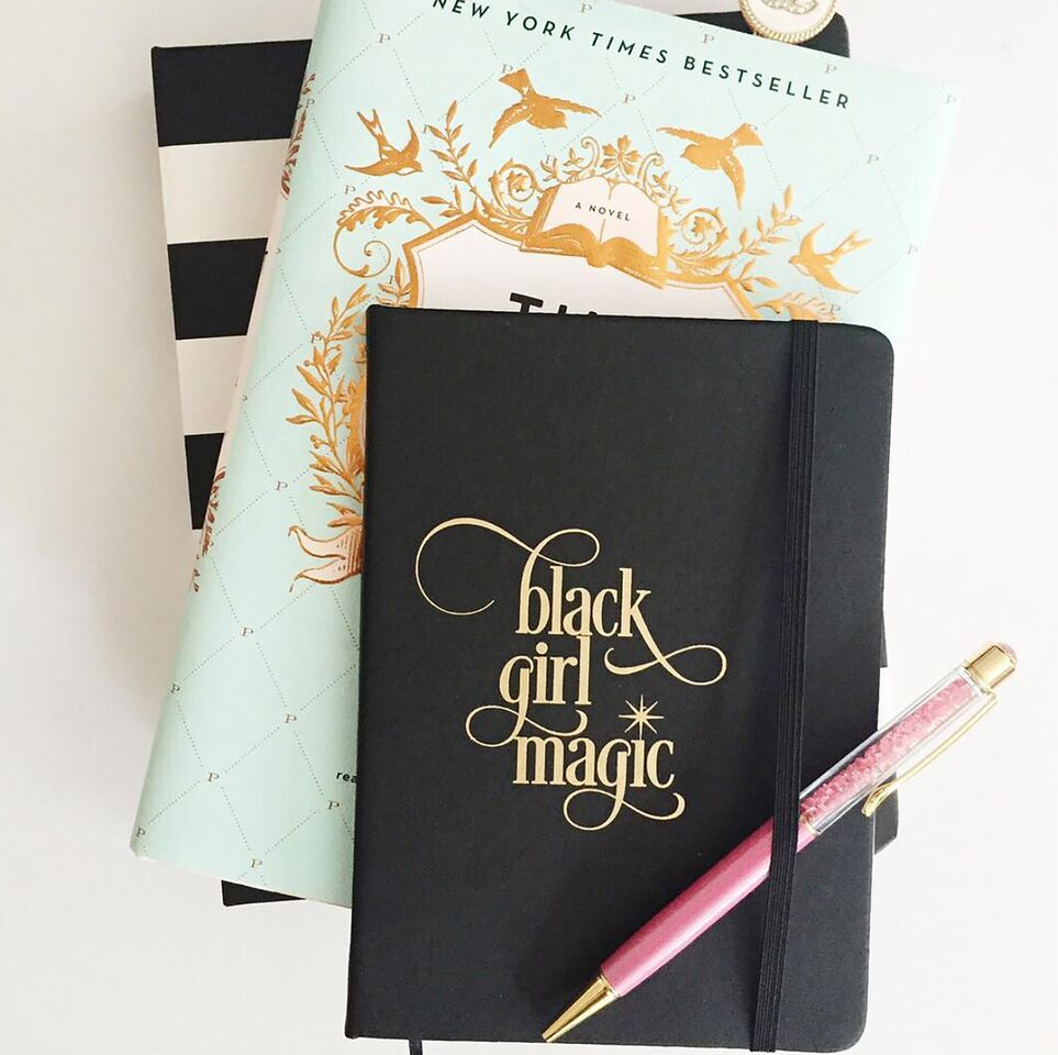 Effie's Paper :: Stationery&Whatnot - Black Girl Magic Notebook