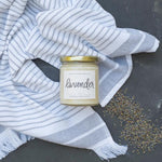 Sweet Water Candle Co. - Lavender Soy Candle 9oz