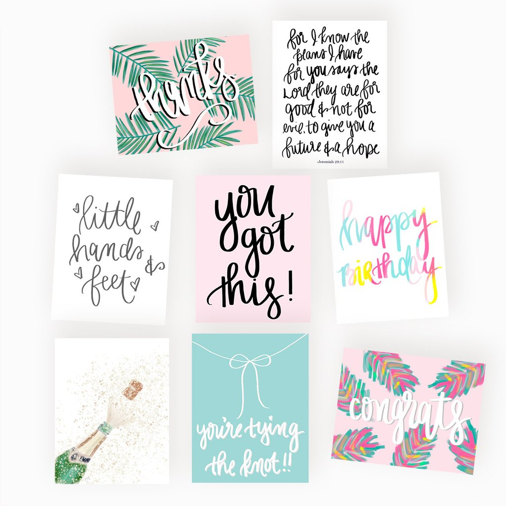 All Occasion Greeting Card Assorted Set