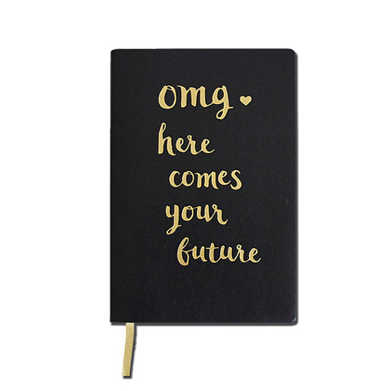 akrDesignStudio - OMG Journal - Black