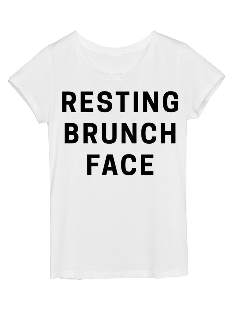 Resting Brunch Face Tee