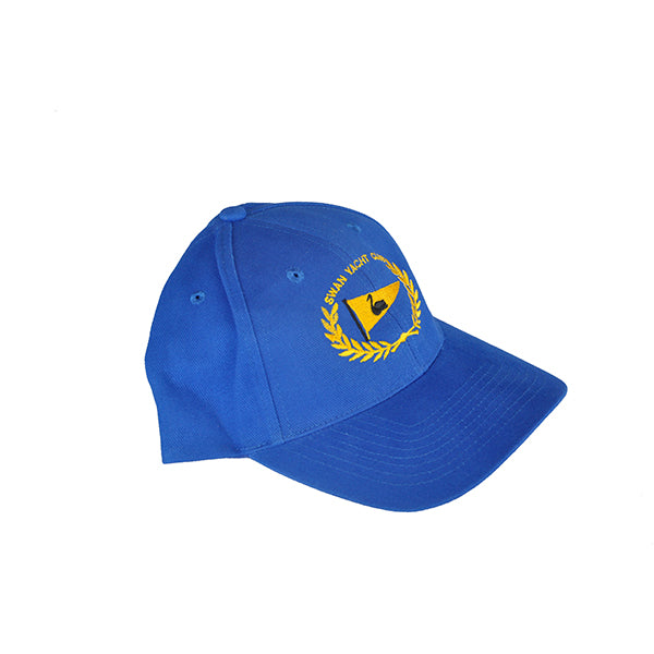 Swan Yacht Club Blue Dad Cap