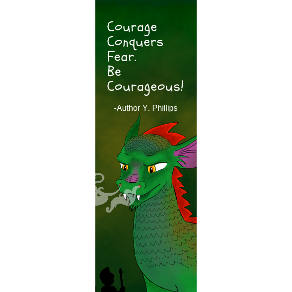 Encouraging Words Book Markers