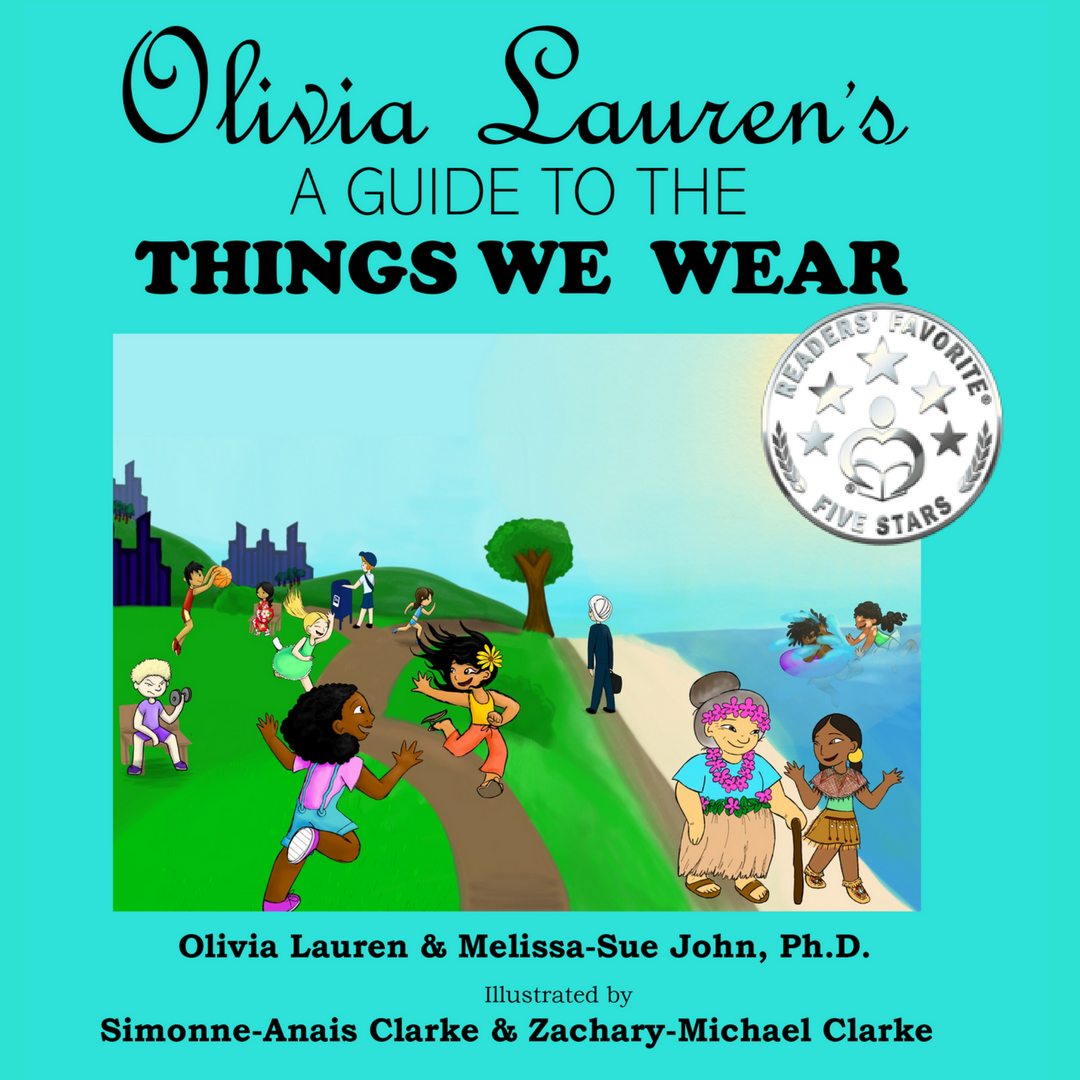 Olivia Lauren's A Guide To Things We Wear.