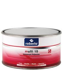 ROBERLO MULTI 10 ULTRA FINE FILLER 1.8KG - Colourfast Auto