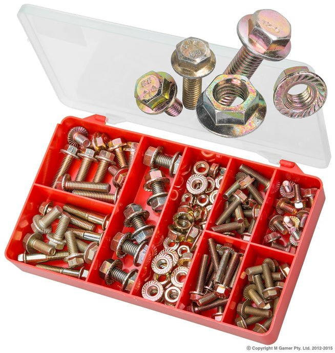 Dulock Sets, Flange Sets & Nuts