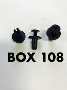 Carclips Box 108 11445 Long Scrivet