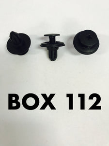Carclips Box 112 10070 - Colourfast Auto