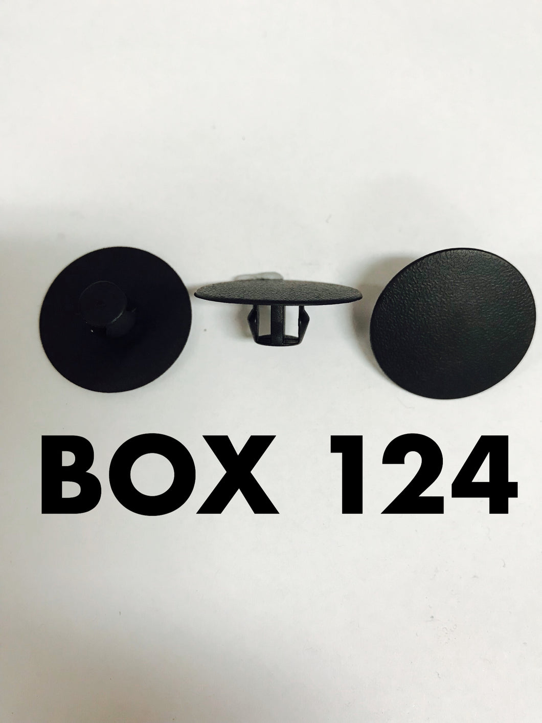 Carclips Box 124 10272 Bonnet Insulation Retainer
