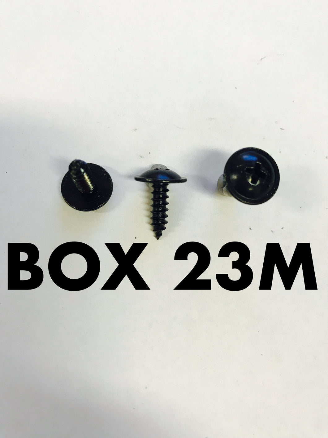 Carc;lips Box 23M 8g x 12mm Screws - Colourfast Auto
