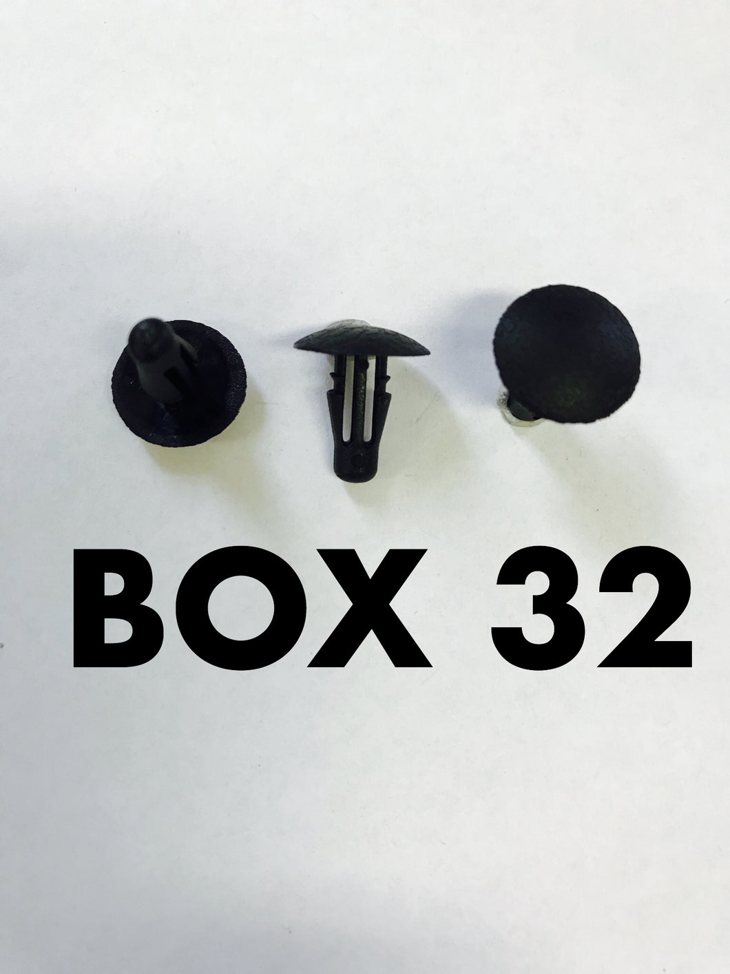 Carclips Box 32 10490 - Colourfast Auto