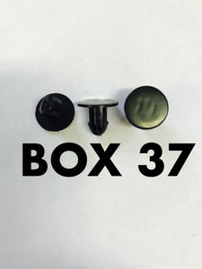 Carclips Box 37 10124 - Colourfast Auto