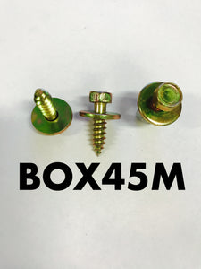 Carclips Box 45M M5 x 3/4 Screws - Colourfast Auto