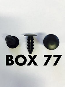 Carclips Box 77 10243 - Colourfast Auto