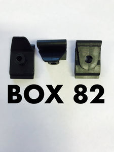 Carclips Box 82 10049 Liner Clip - Colourfast Auto