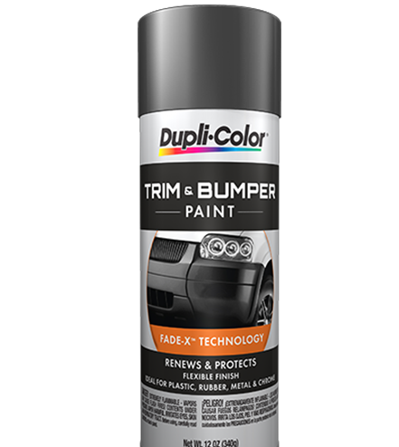 DUPLICOLOR BUMPER AND TRIM BLACK AEROSOL - Colourfast Auto