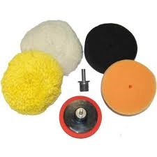 BUFF PAD KIT (5 PIECE) - Colourfast Auto
