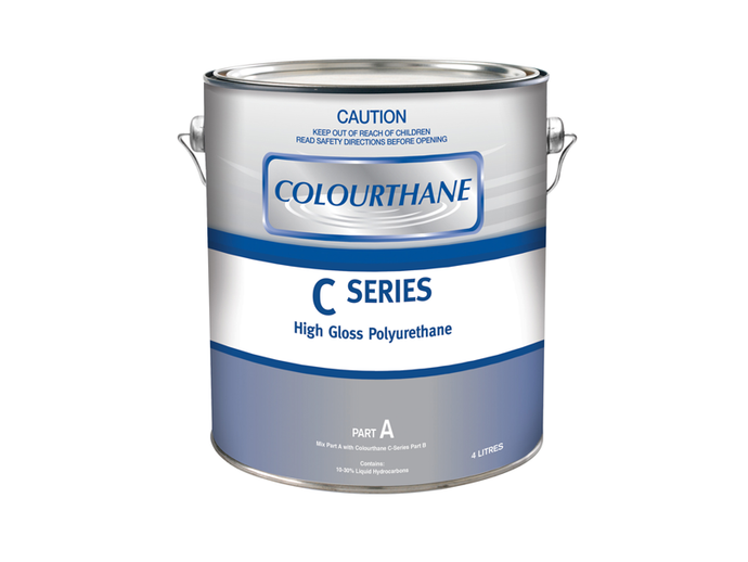 COLOURTHANE C SERIES GLOSS CLEAR 4LT - Colourfast Auto