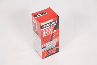 ISOPON P38 BODY FILLER 150ML CARTRIDGE