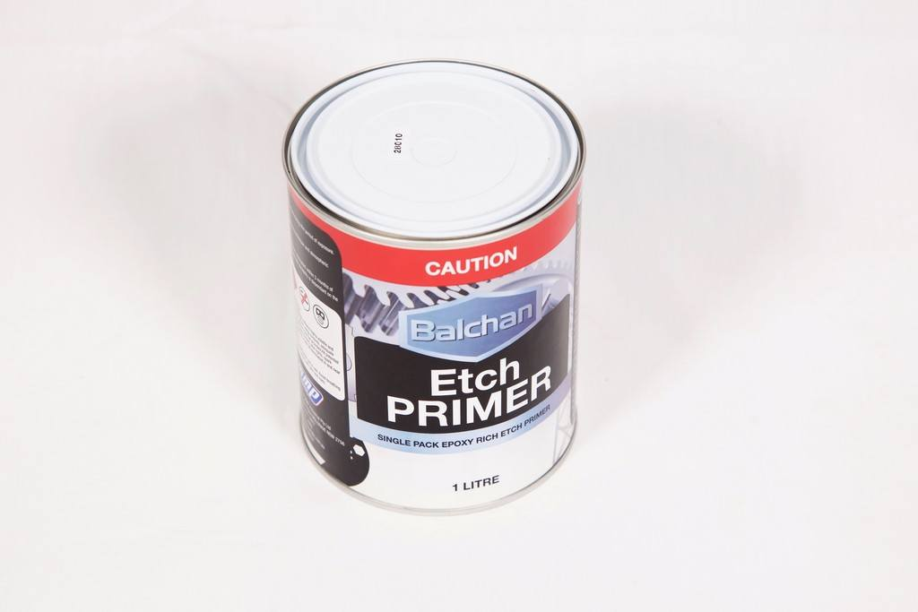 BALCHAN ETCH PRIMER GREY - Colourfast Auto