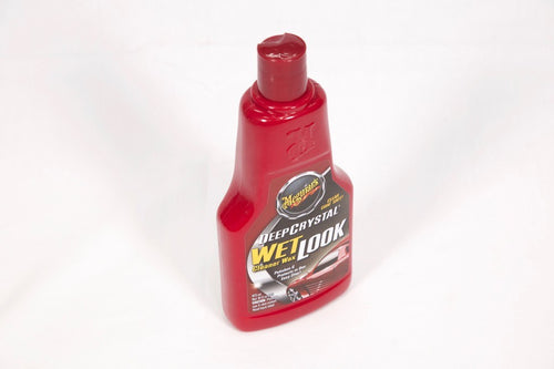 MEGUIARS WET LOOK WAX 473ML - Colourfast Auto