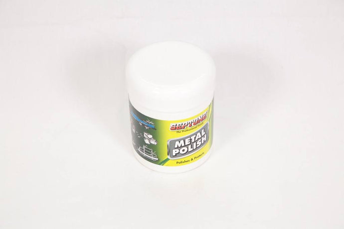 SEPTONE METAL POLISH 250GM - Colourfast Auto