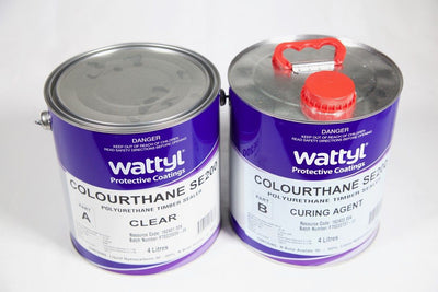 COLOURTHANE SE200 CLEAR SEALER 8LT PACK - Colourfast Auto