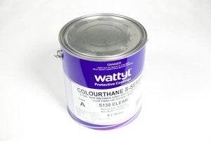 COLOURTHANE S SERIES SATIN CLEAR 4LT - Colourfast Auto